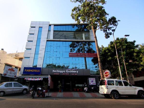 FabHotel Nachiappa RA Puram Chennai