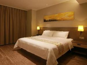如家精选酒店烟台国际博览中心港城东大街店 (Home Inn Plus Yantai Internatioanl Expo Center in Hong Kong East Street)