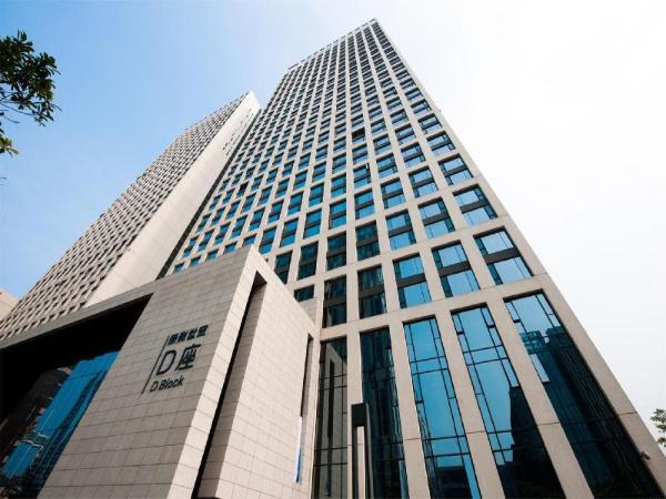 Yicheng Pazhou Poly World Trade Centre Apartment Guangzhou