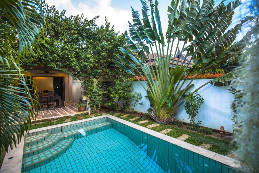 Quiet And Versatile Villa With Your Own Pool