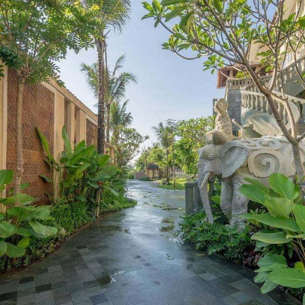1BR Private Pool for Ideal Hotel in Relaxing.