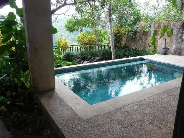 Perfect Plunge Pool while Seeing the Fresh View.