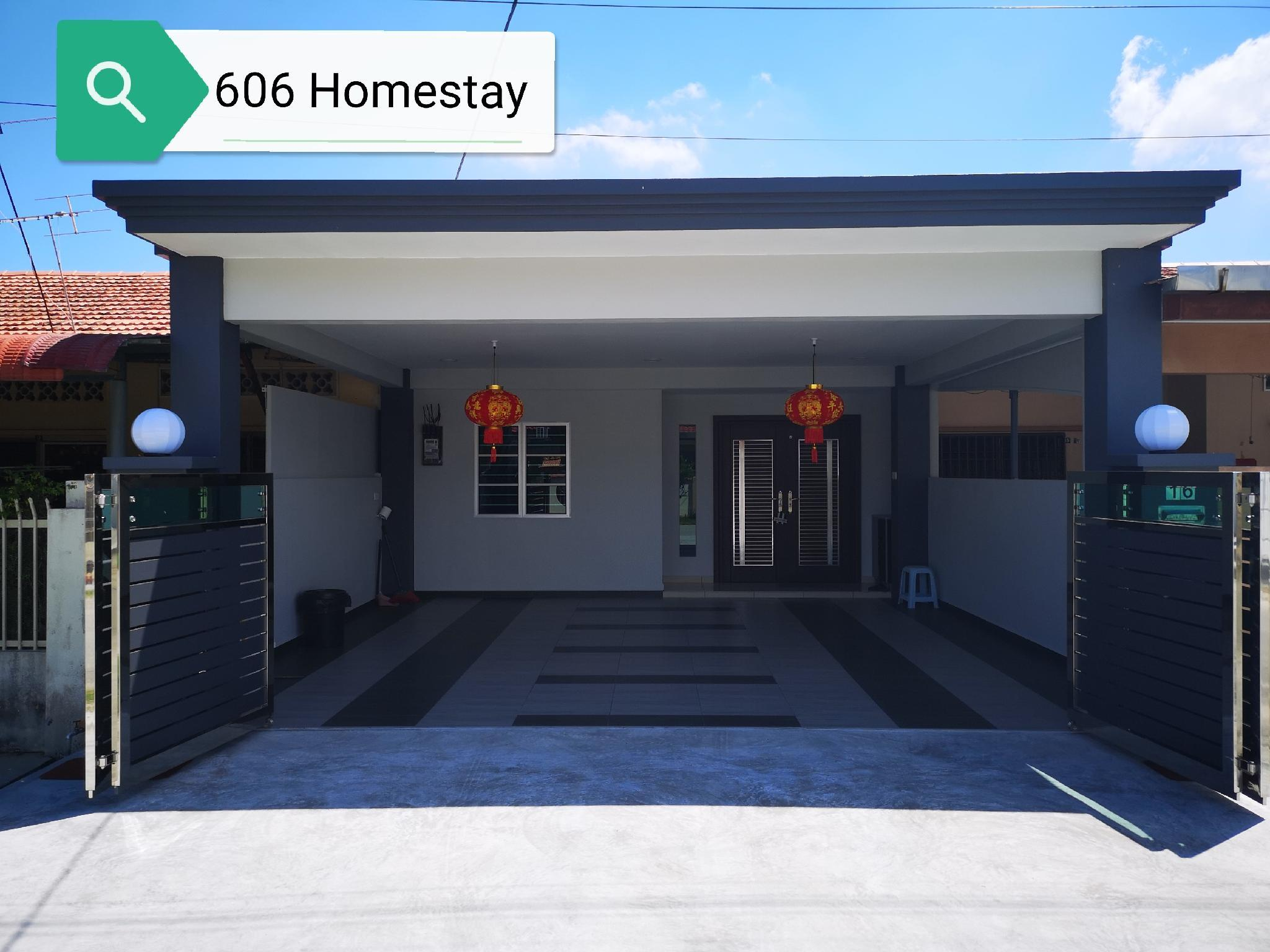 606 Homestay Teluk Intan