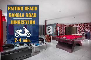 2 bd loft in Patong with pool table บ้านเดี่ยว 2 ห้องนอน 1 ห้องน้ำส่วนตัว ขนาด 75 ตร.ม. – ป่าตอง