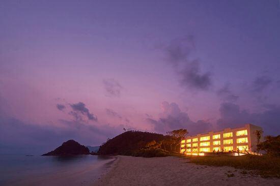THE SCENE Amami Spa And Resort