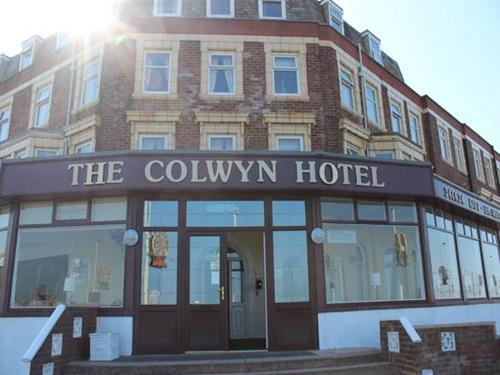 The Colwyn Hotel   Near Pleasure Beach