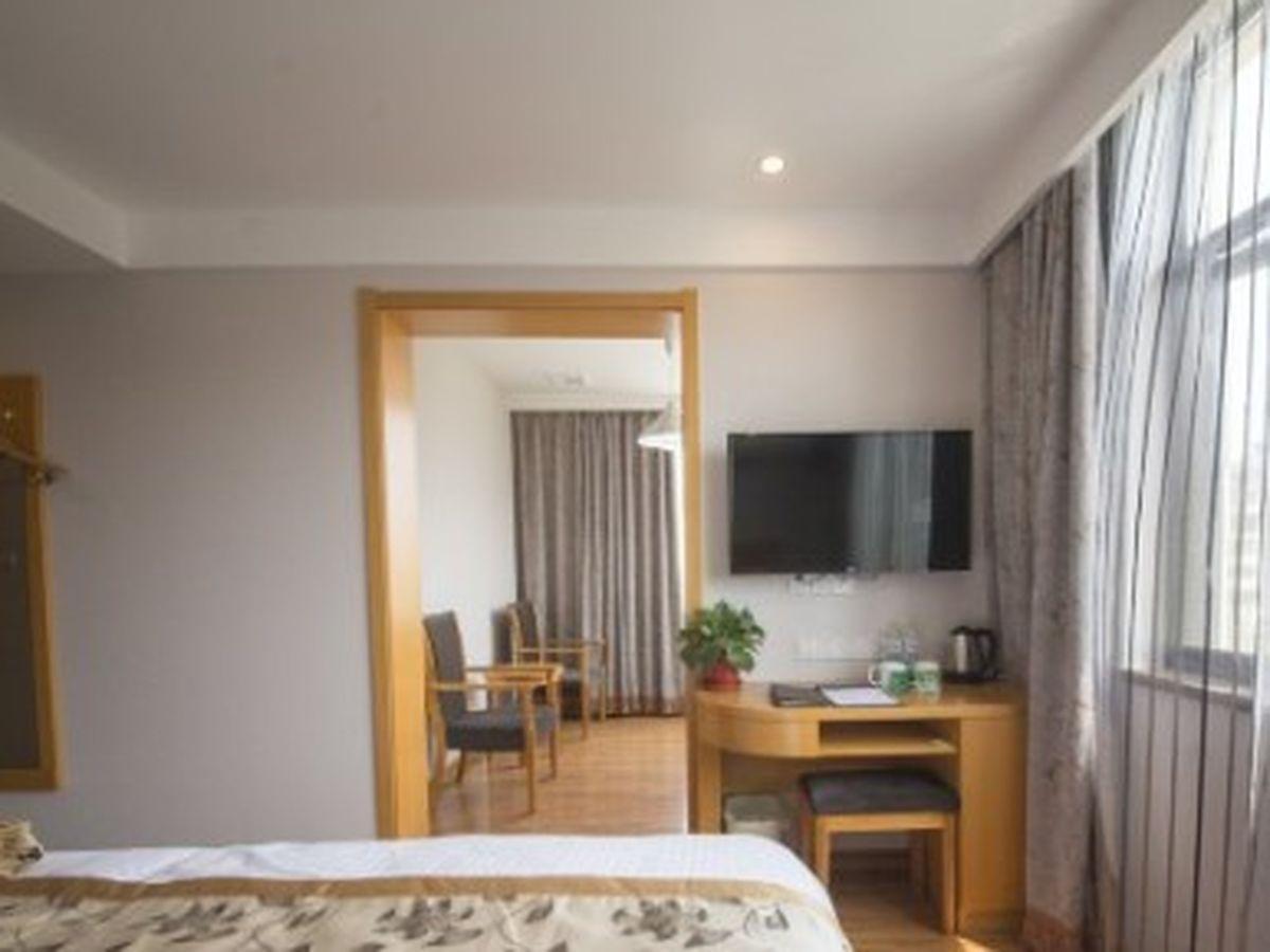 GreenTree Inn ShanDong Zaozhuang Tengzhou Xueyuan East Road Guiheyuan Business Hotel 5