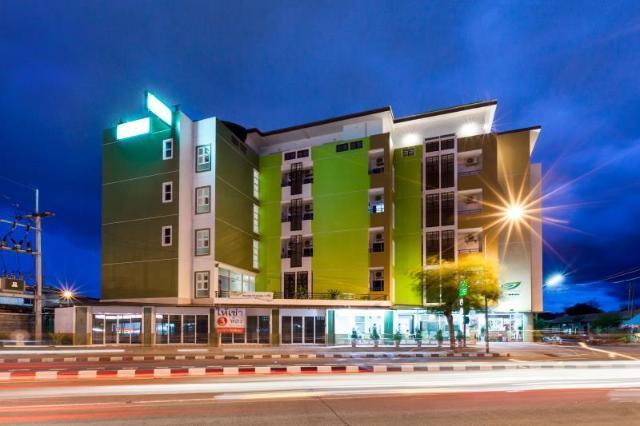 โรงแรมเฌอแตม – Je T'aime Hotel