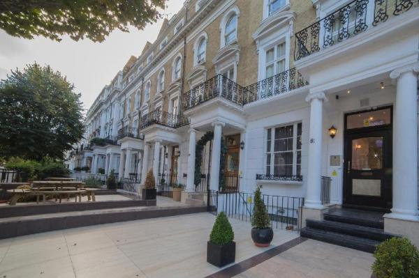 Imperial Court Suites London
