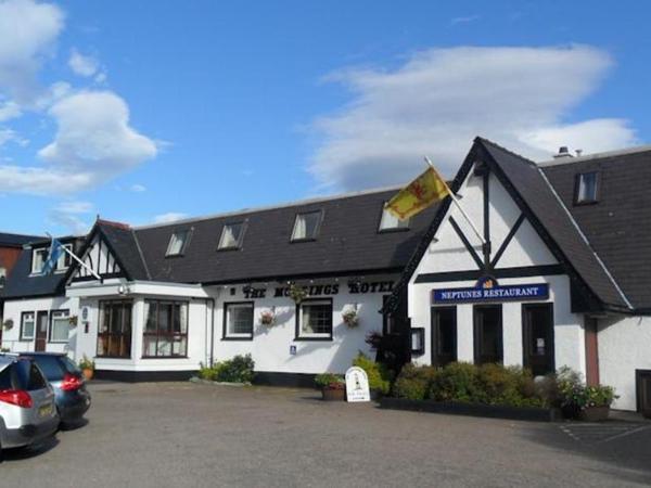 Moorings Hotel Fort William