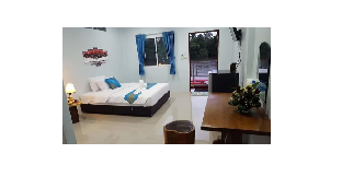 [タクアパ]バンガロー(30m2)| 1ベッドルーム/1バスルーム Khum Thong Resort 1