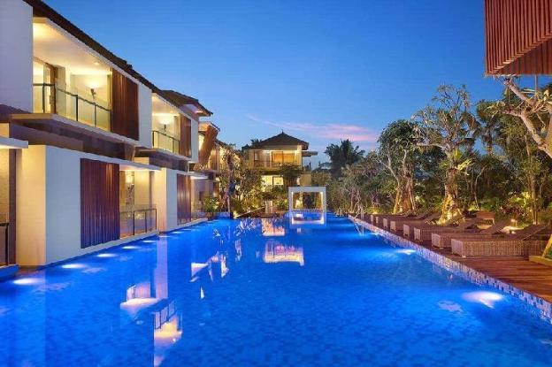 Bali Ubud Monkey Forest Sanctuary 1 BR Pool Villa