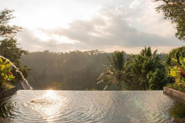 Deluxe with Garden Pool Valley View+Bfast@Ubud