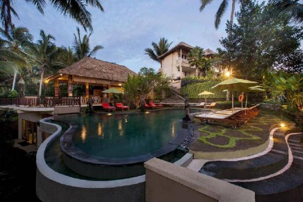 Pool Villa with Jungle View + Breakfast @Ubud
