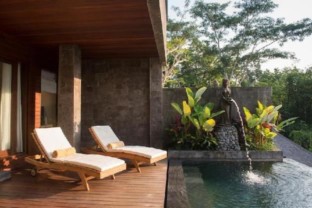 1BR Classy Garden & Pool View + Breakfast @Ubud
