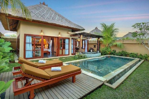 1BR Royal Pool And Breakfast @Ubud