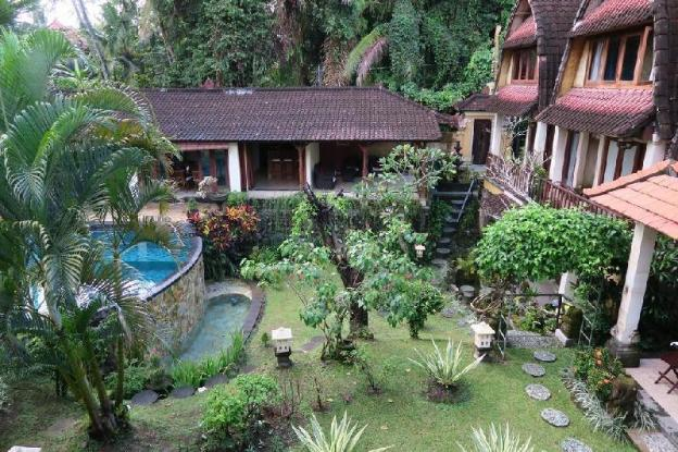 2BR Garden View And Breakfast Ubud