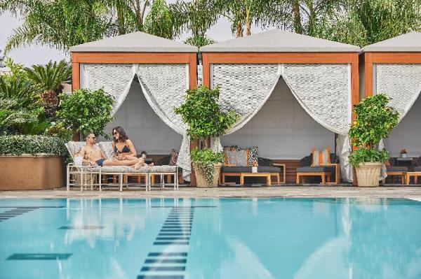 Four Seasons Hotel Los Angeles At Beverly Hills Los Angeles