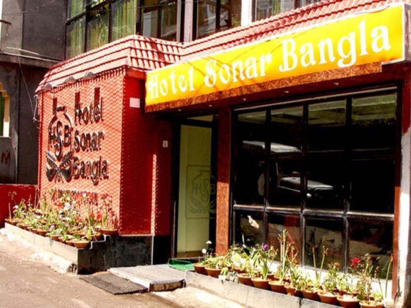 Hotel Sonar Bangla Darjeeling