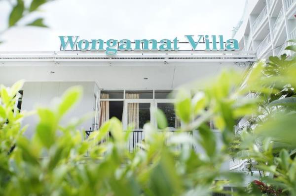 Wongamat Villa Pattaya