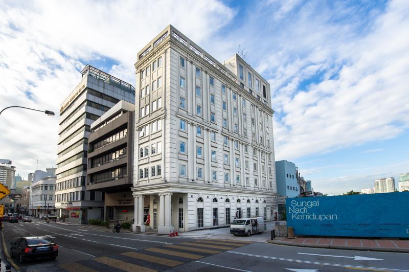 Avenue J Hotel Central Market KL