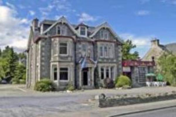 The Scot House Hotel Kingussie