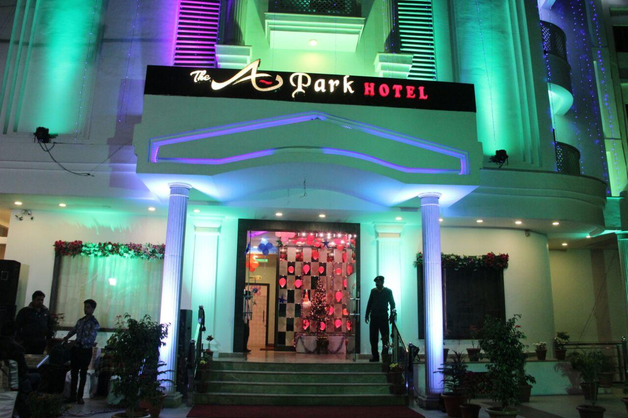 The A Park Hotel