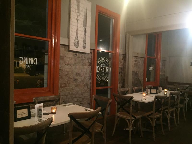 Criterion Pub And Kitchen