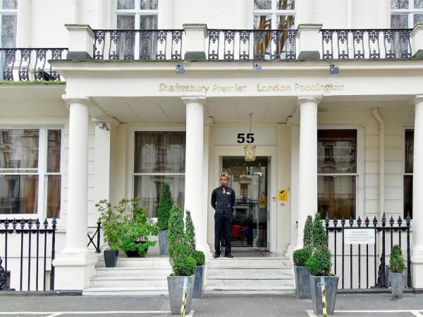 Shaftesbury Premier London Paddington Hotel London