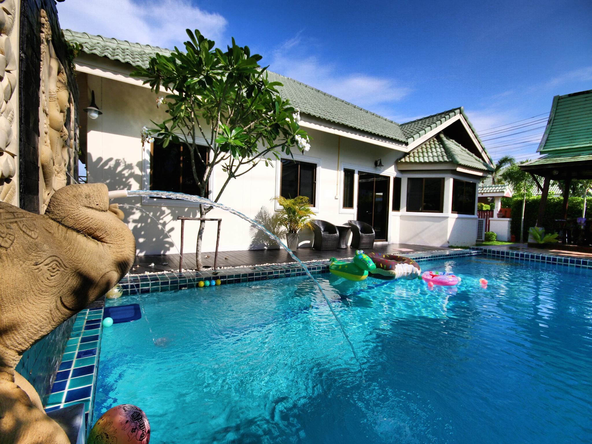 The Siam Place Pool Villa