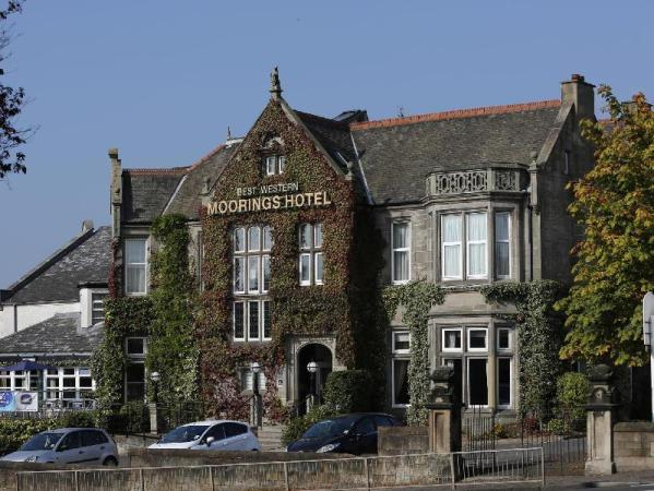 Moorings Hotel Motherwell