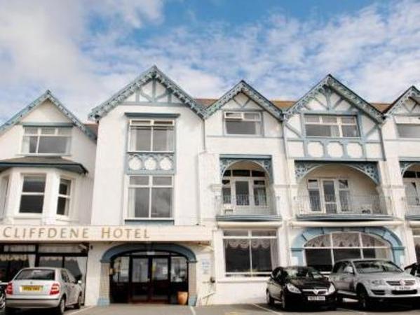 Cliffdene Hotel Newquay