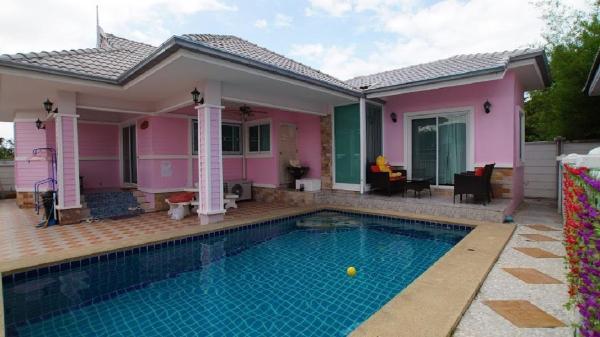 Bear House Pool Villa Hua Hin