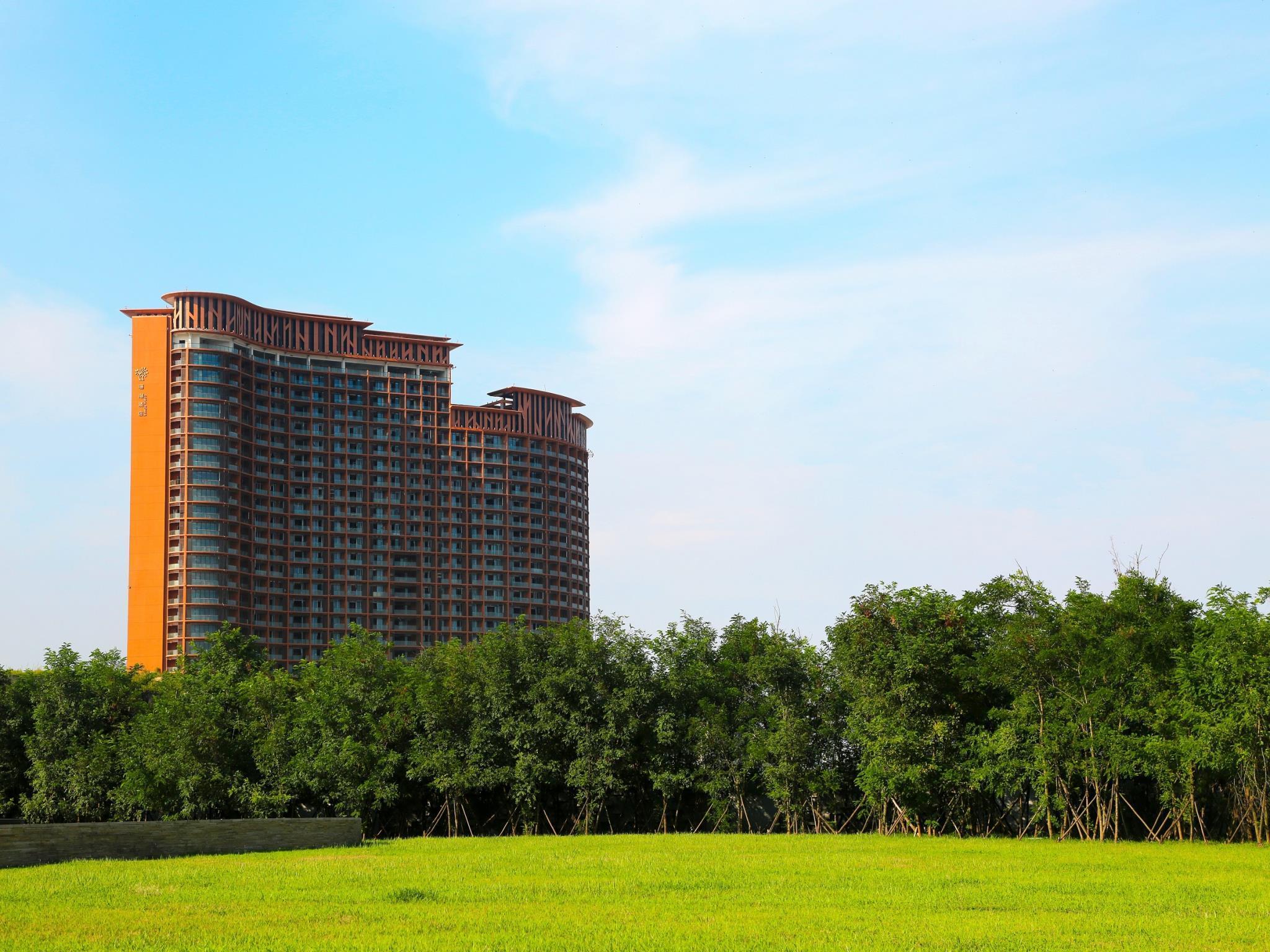 Mangrove Tree Resort World Qingdao