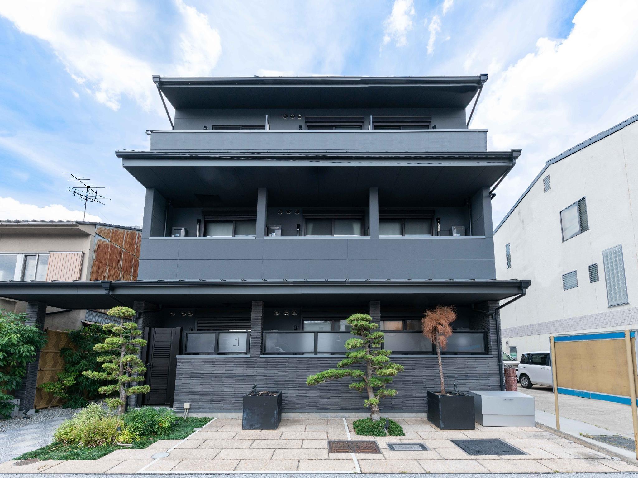 OYO Hotel MUSUBI KYOTO Nanajo Mibu Nishisuyacho