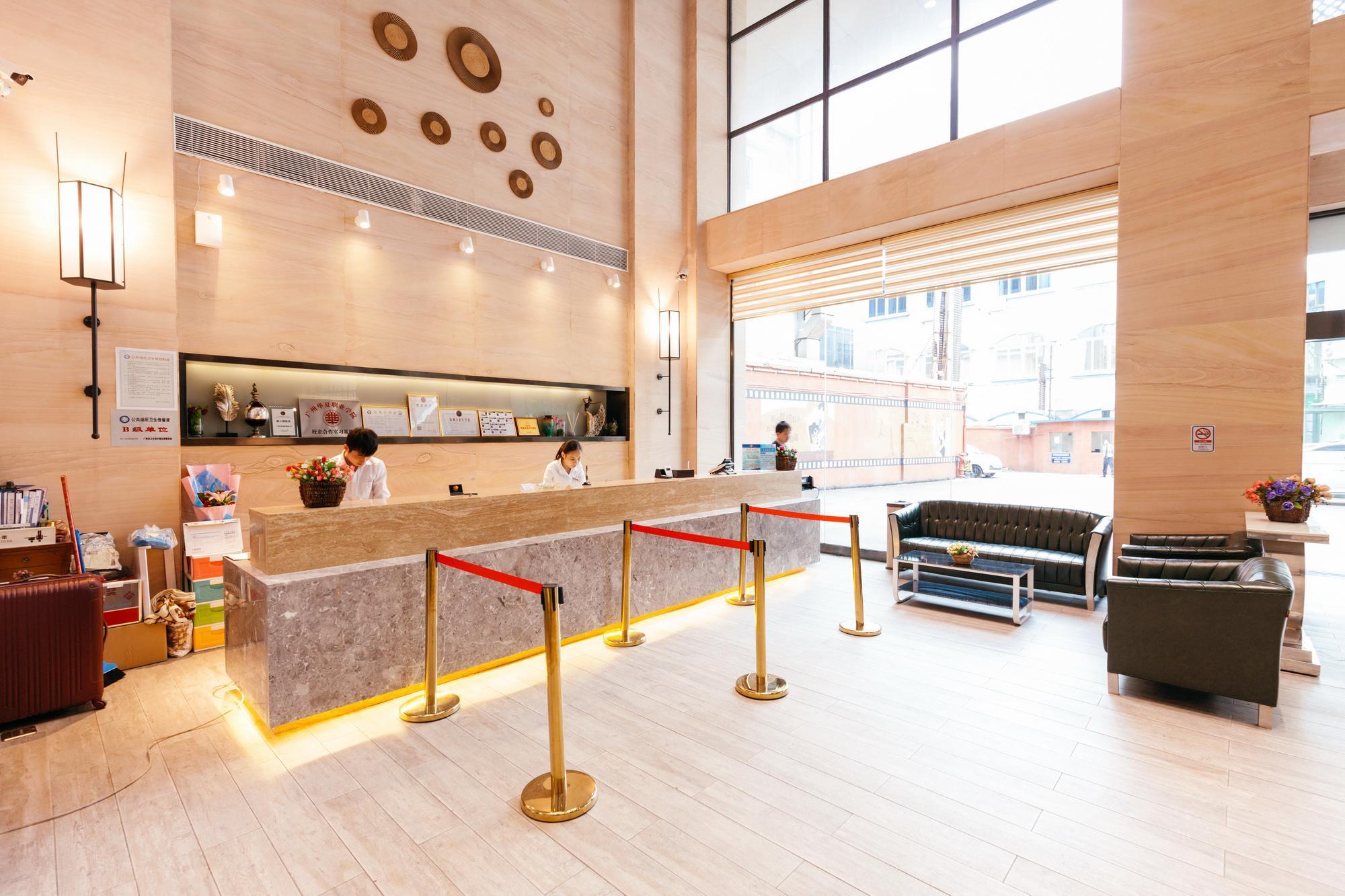 T Social Hotel Guangzhou Railway Station Branch