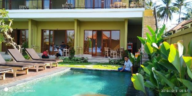 6BR Stunning Private Villa by Rice Paddies View