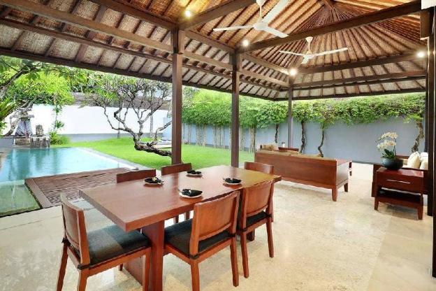2BR Family pool Villa at Seminyak