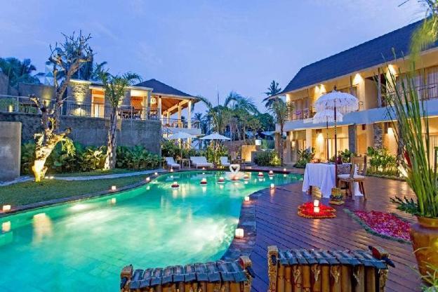 2BR Luxury Pool Villa at Ubud