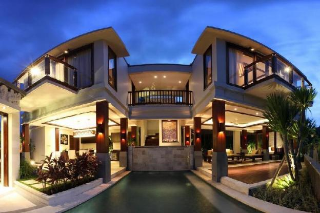 One-Bedroom Villa with Private Pool and Hot tub