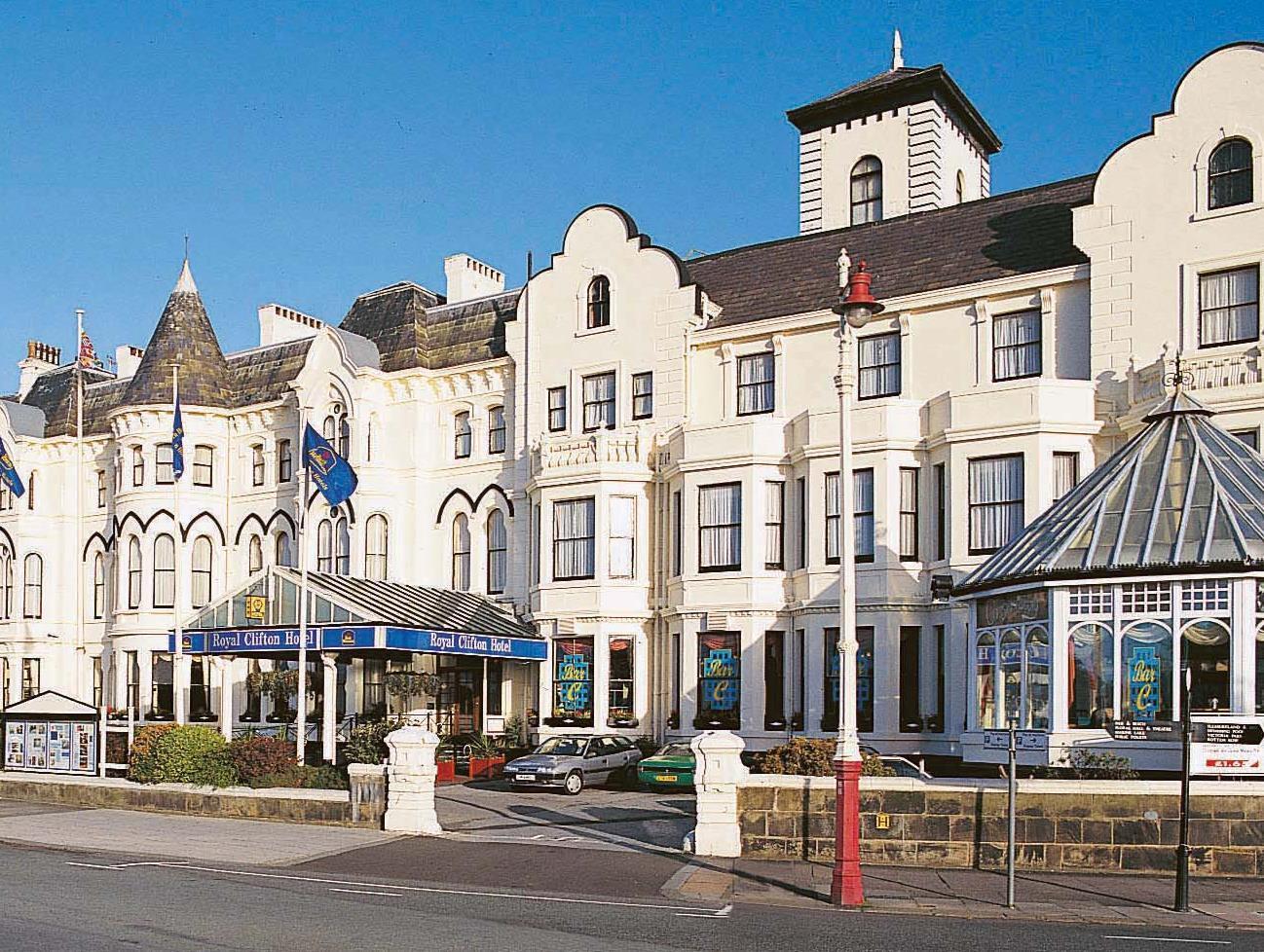 Royal Clifton Hotel And Spa