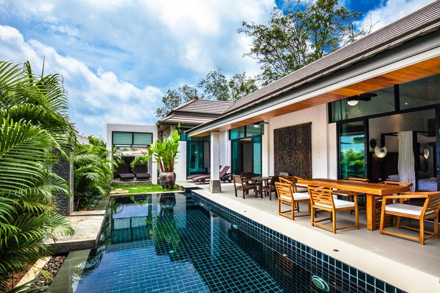 Private Spacious Family Villa With Your Own Pool