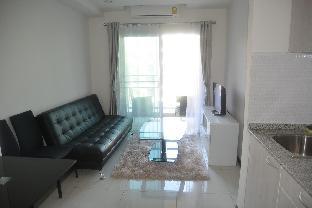 [プラタムナックヒル]アパートメント(30m2)| 1ベッドルーム/1バスルーム 1 bd garden Pratumnak 299 m beach