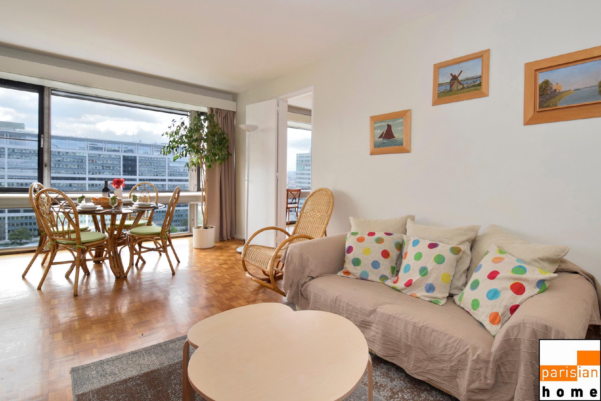 214148 - Vaste et charmant appartement pour 4 personnes