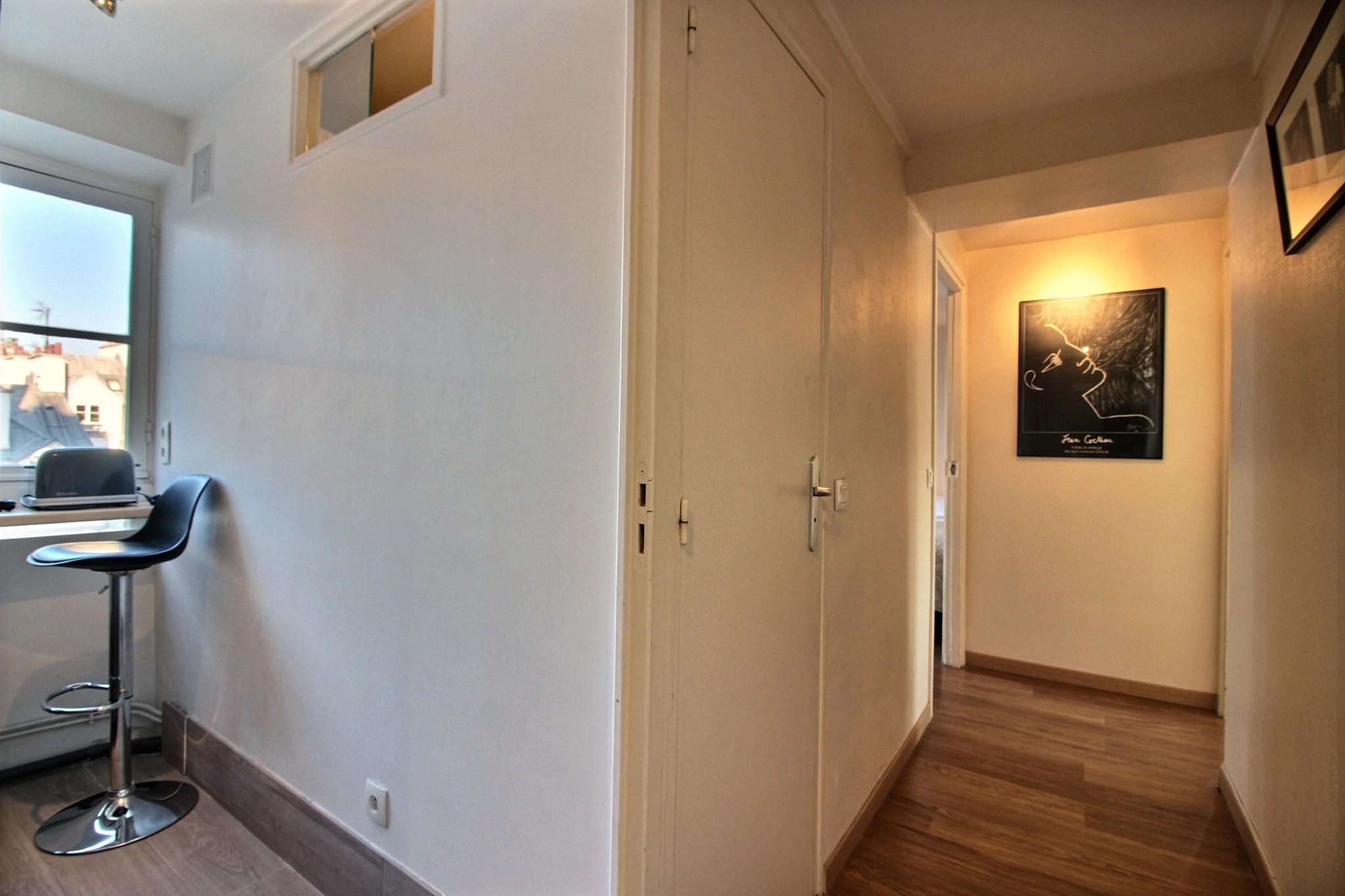 104385 - Appartement 4 personnes Marais - Bastille