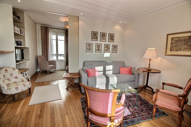 114092 - 3 person apartment in Montparnasse