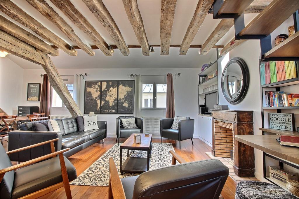 206313 - Appartement 5 personnes à Paris