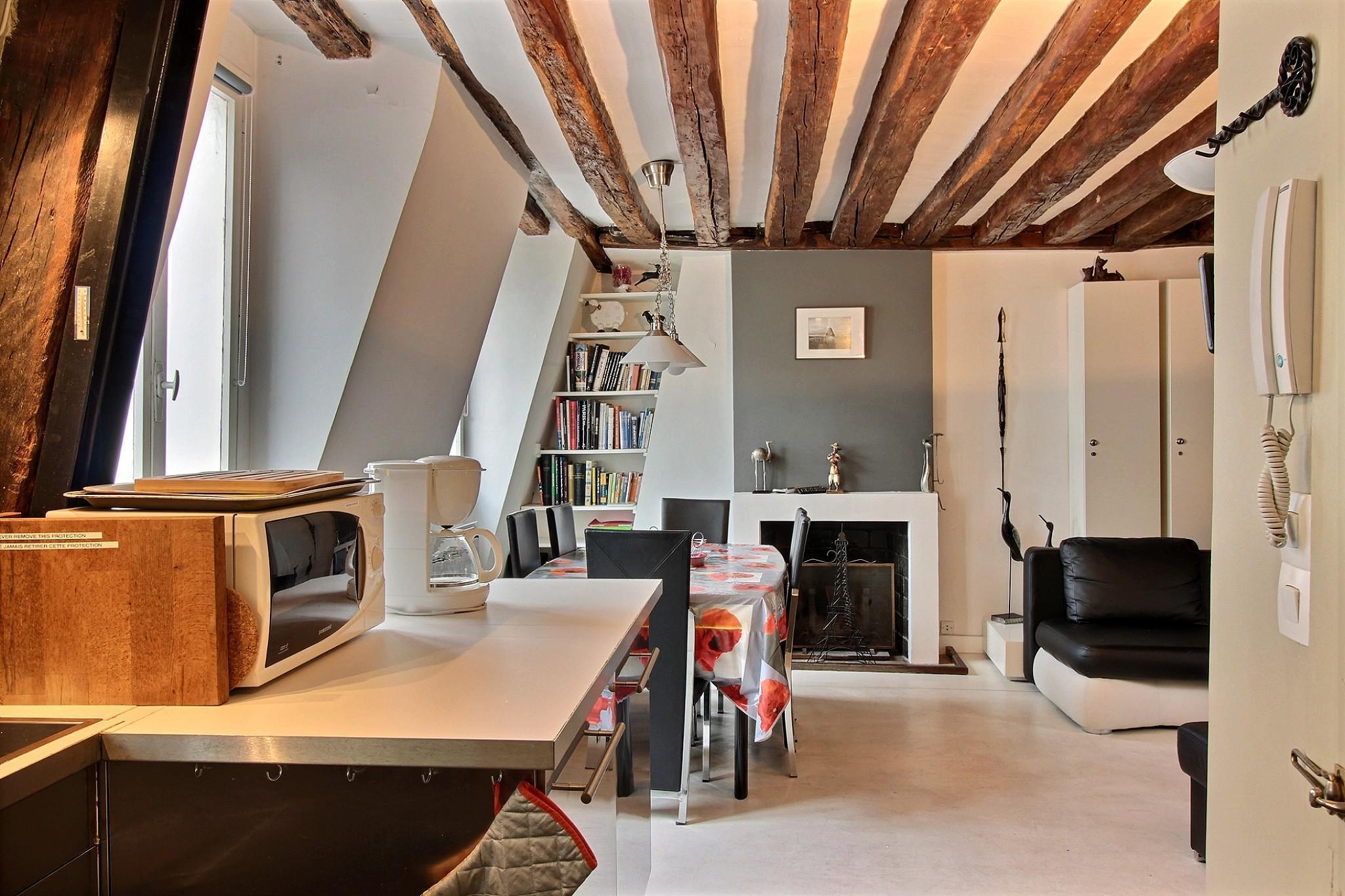 202428 - Appartement 6 personnes Montorgueil