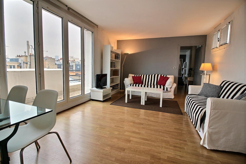 115094 - Apartment for 3 people, metro Boucicaut