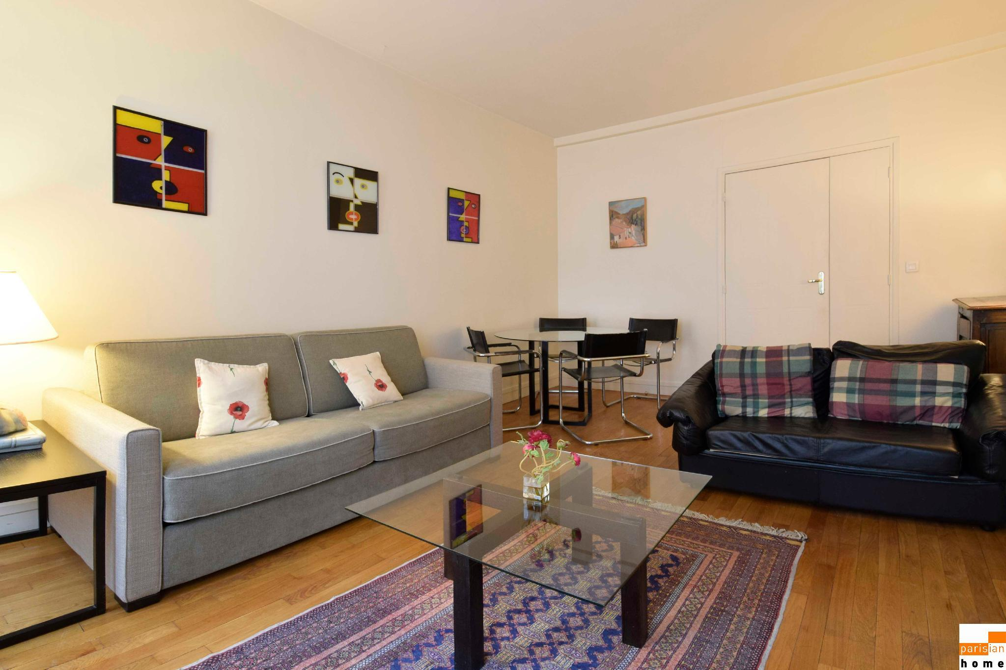 102140 - Charming apartment for 4 people near the Opera